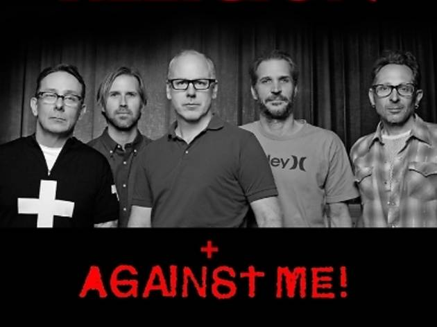 Bad Religion + Against Me!