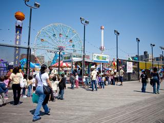 2. Coney Island Beach