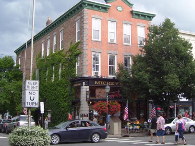 Main Street and Pioneer Street, Cooperstown