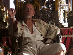 John Malkovich as Blackbeard in Crossbones