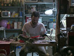 Scoot McNairy as Gordon Clark in Halt and Catch Fire