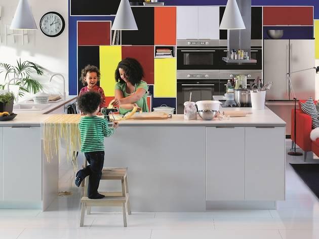 ikea shopping in mutiara damansara petaling jaya. Black Bedroom Furniture Sets. Home Design Ideas