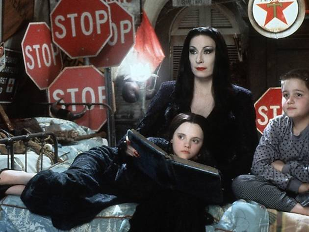 The Addams Family screening