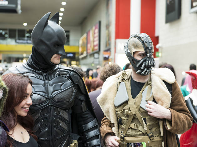 Batman & Gotham City Villains Cosplay Competition Malaysia