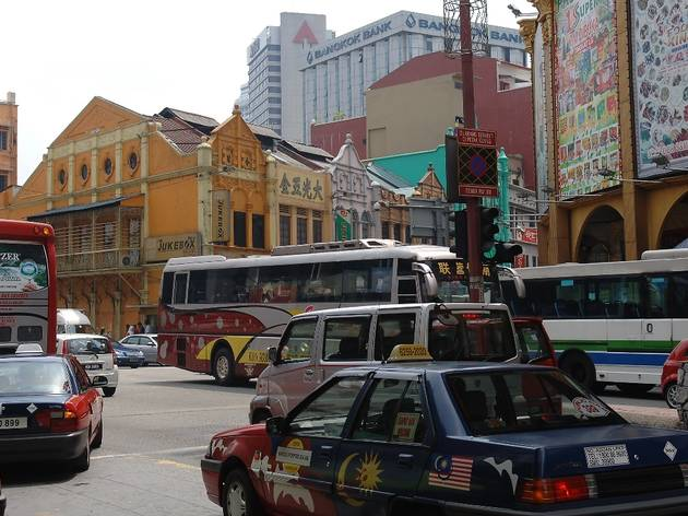 Petaling Street Edited