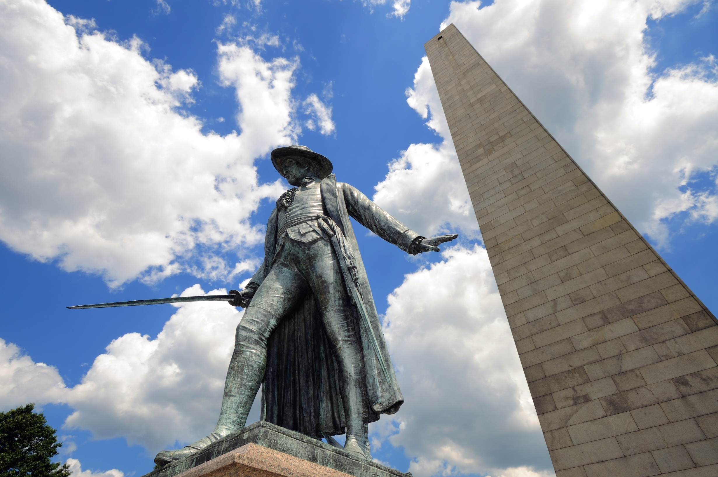 Freedom Trail, Sights and attractions, Boston