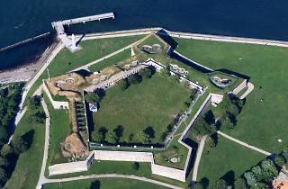 Castle Island Park & Fort Independence