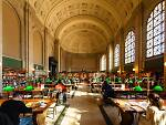 Essential Boston attractions: Boston Public Library