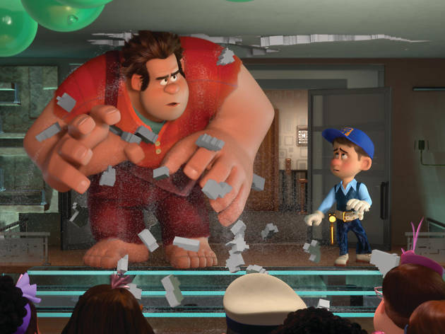 Wreck-it Ralph, Best and worst Disney movies