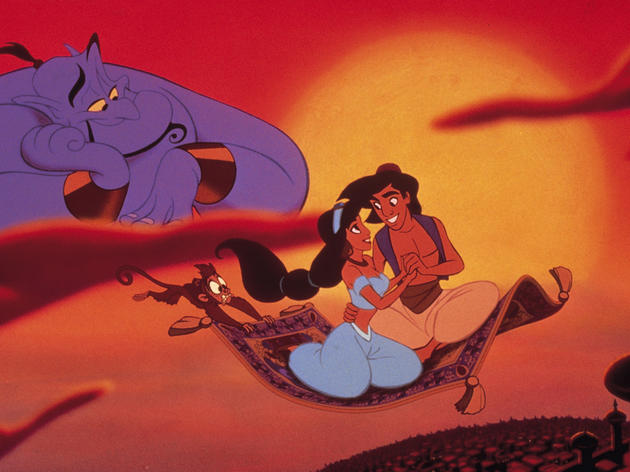 Aladdin, Best and worst Disney movies
