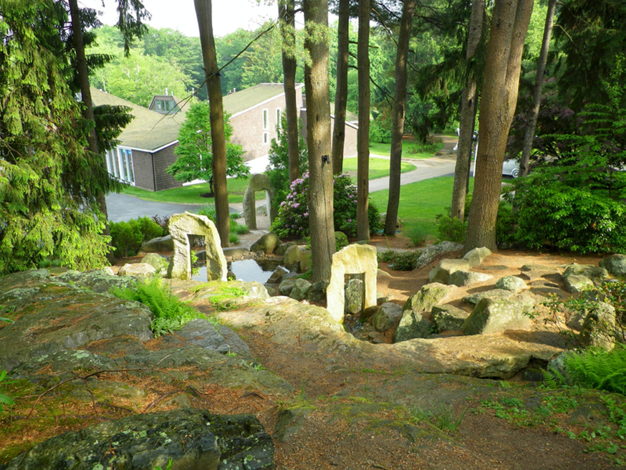 Discover the deCordova Museum & Sculpture Park