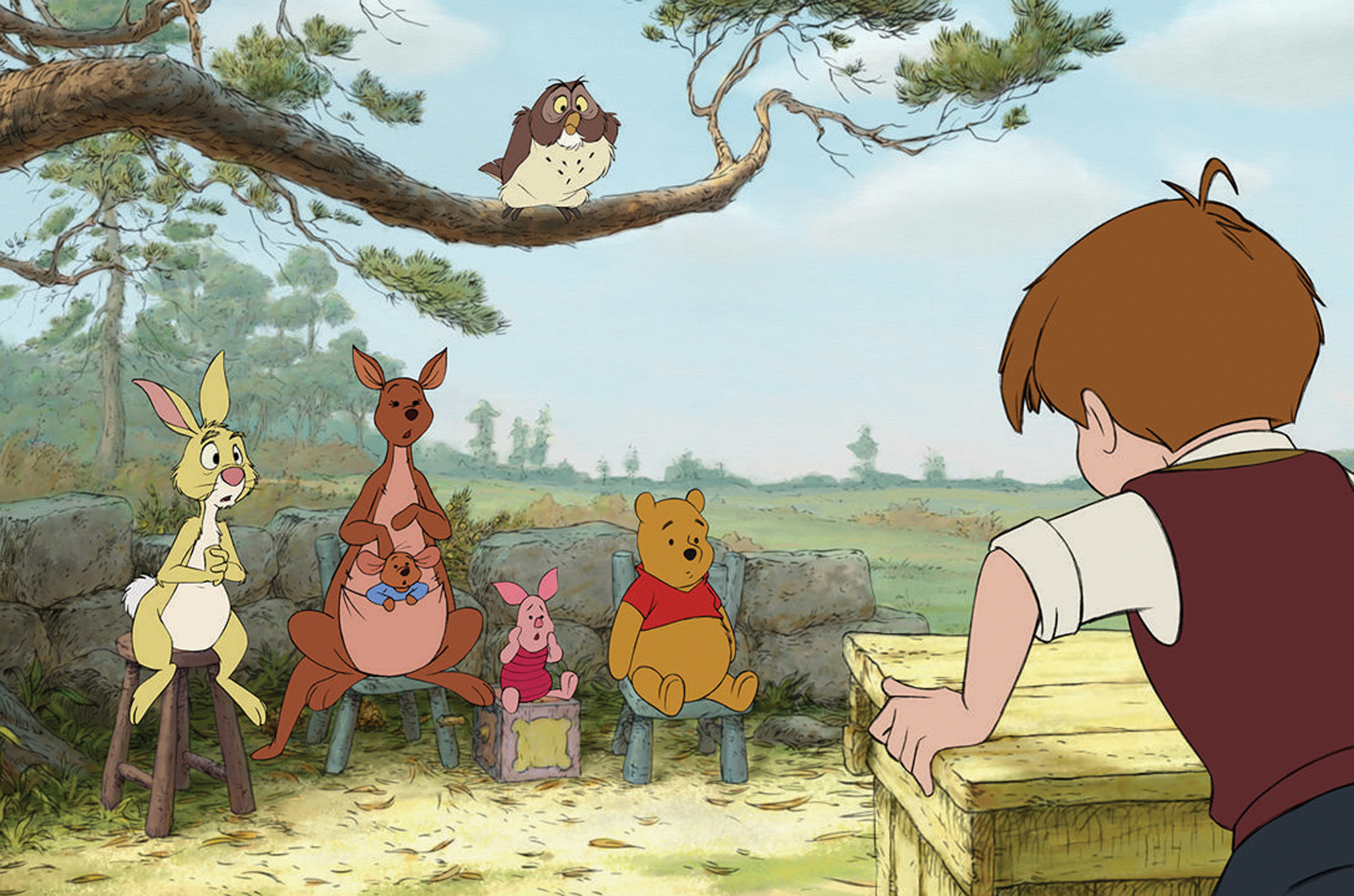 The Many Adventures of Winnie the Pooh, Best and worst Disney movies