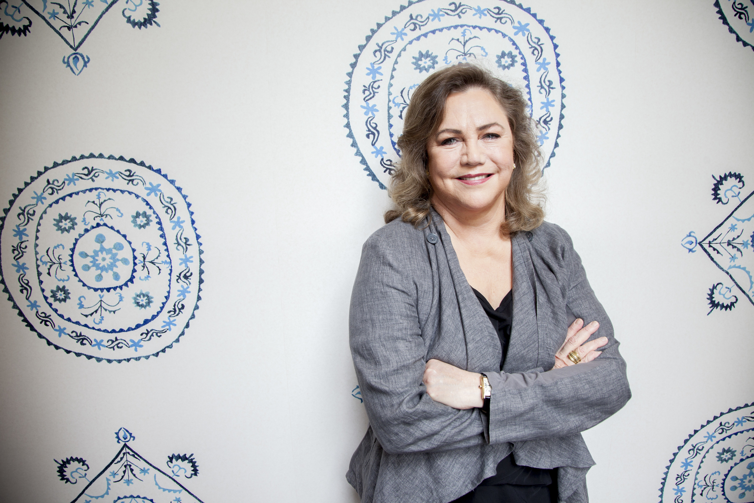 "Kathleen Turner interview: ""I always have fun, always"""