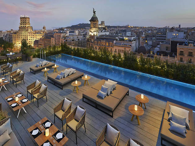 Hotels With A View The Week Of 60 Terraces
