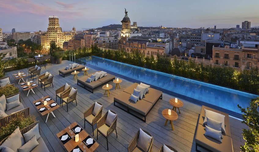 La setmana de les 60 terrasses a Barcelona