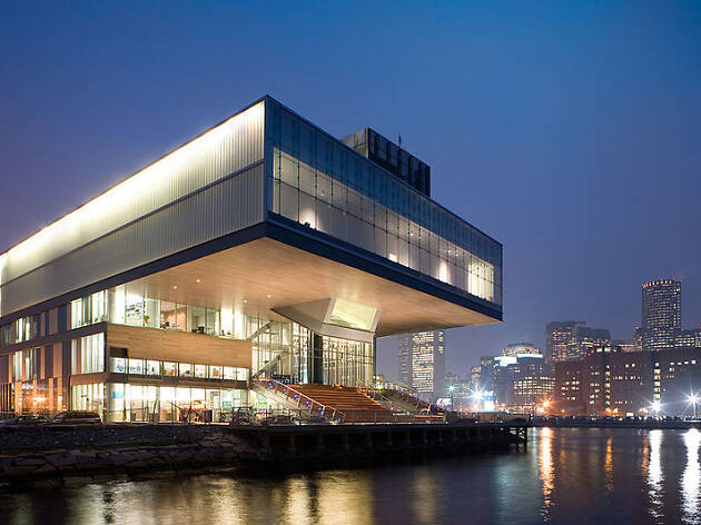 Browse the Institute of Contemporary Art