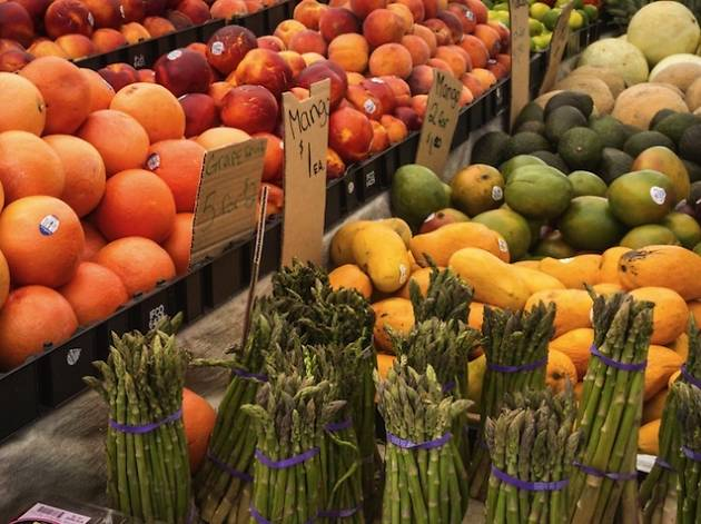 Boston farmers' market guide