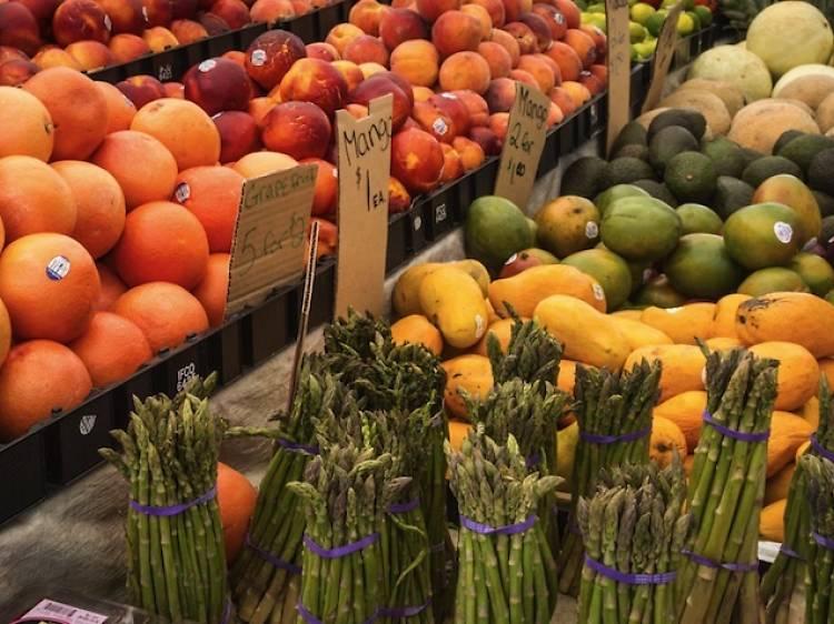 Boston farmers' market guide