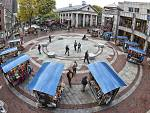 50 things to do in Boston: Shopping: Quincy Market