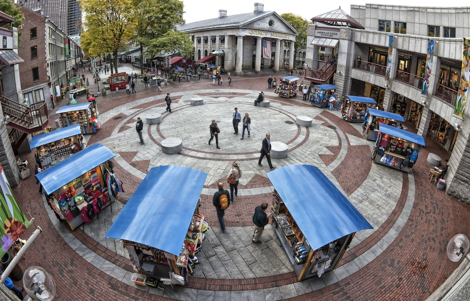 Experience Faneuil Hall and Quincy Market