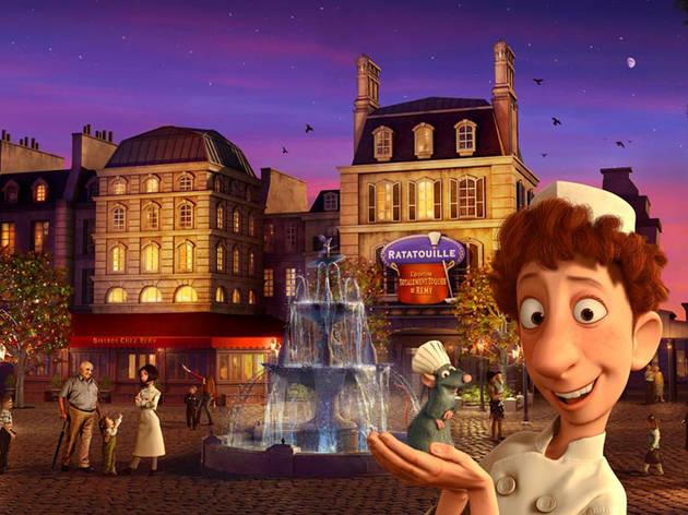 Disneyland Paris competition, Ratatouille