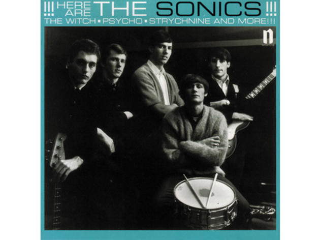 """Have Love, Will Travel"" by the Sonics"