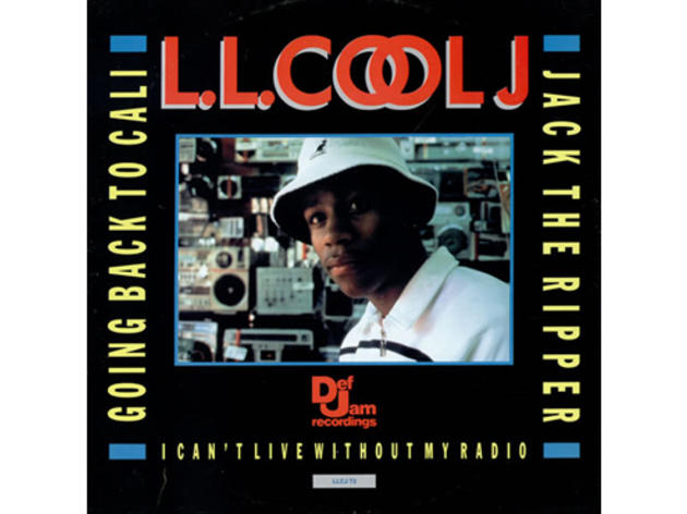 """Going Back to Cali"" by LL Cool J"