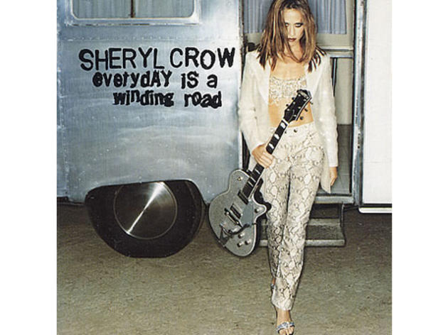 """Everyday Is a Winding Road"" by Sheryl Crow 577c903757"