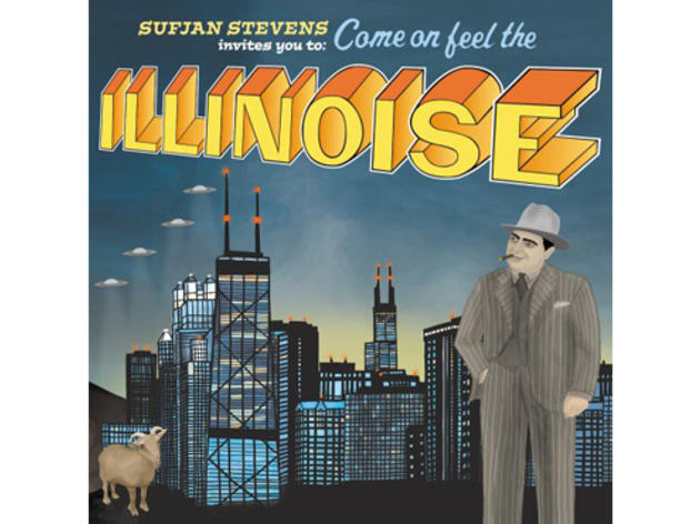 """Chicago"" by Sufjan Stevens"