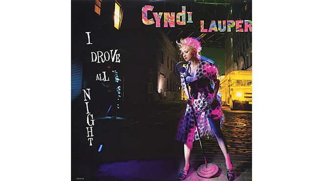 """I Drove All Night"" by Cyndi Lauper"