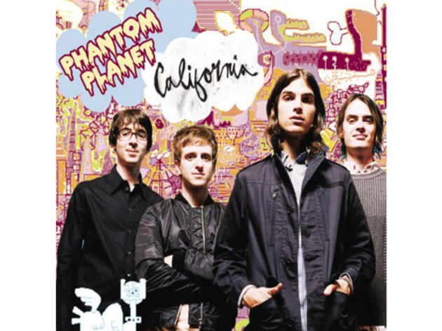 """California"" by Phantom Planet"