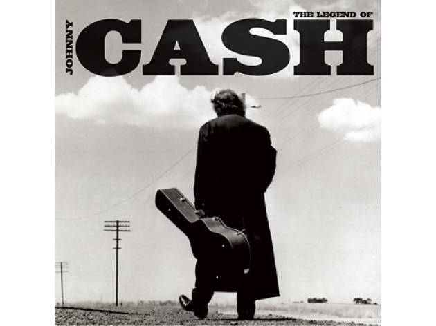 """I've Been Everywhere"" by Johnny Cash"