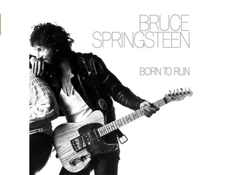 'Born to Run' – Bruce Springsteen