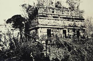 (Foto: Claude Désiré Charnay. Cortesía: Museo Antiguo Colegio de San Ildefonso)