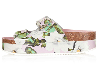 The trend: Ugly sandals