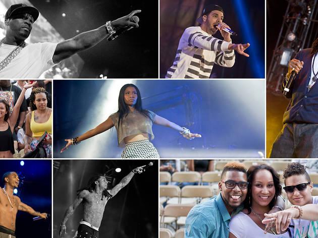 Summer Jam 2014: Photos of Nicki Minaj, Drake, Lil Wayne, Snoop Dogg, 50 Cent and more