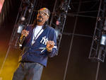 Snoop Dogg performs at Summer Jam 2014 on June 1, 2014.