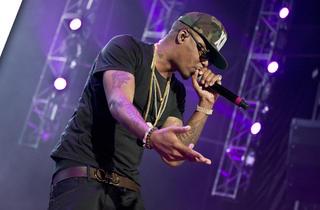 Lollapalooza 2014: Nas + Vic Mensa