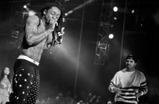 Drake vs. Lil Wayne goes against Nicki Minaj on its NYC tour stop