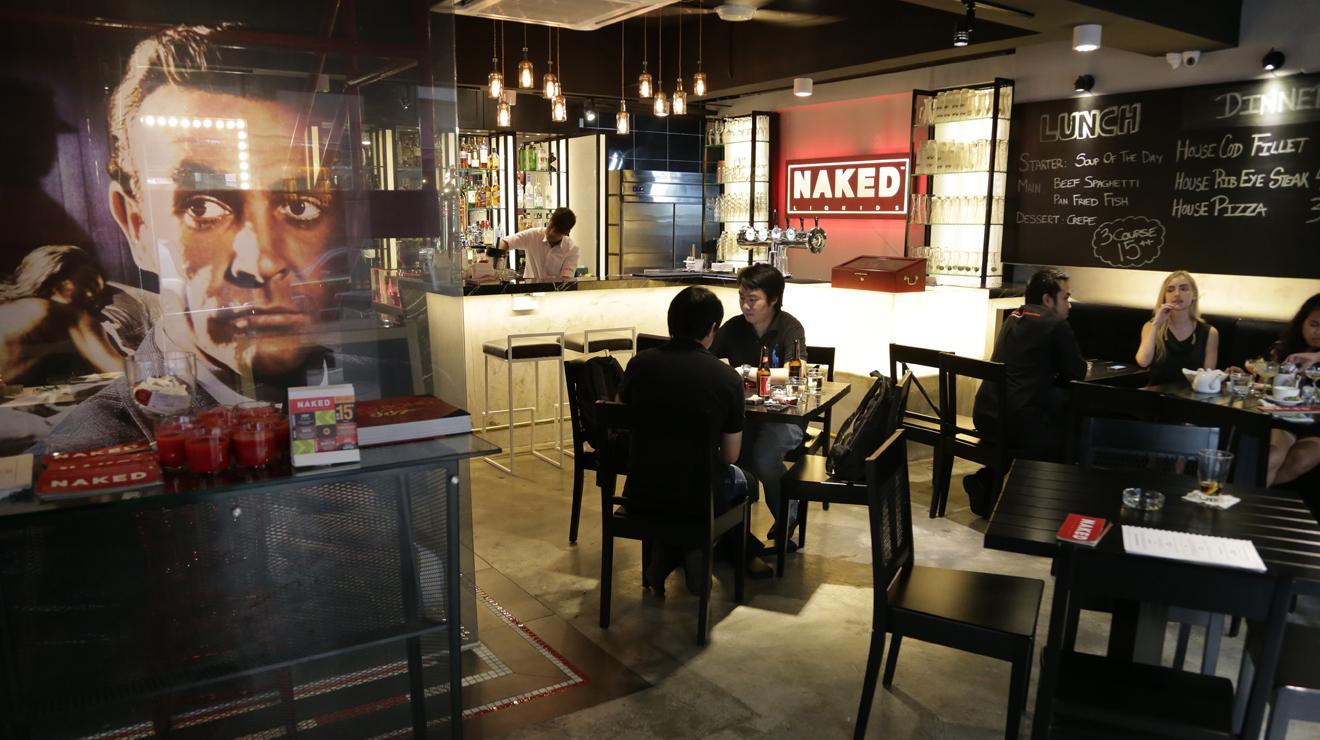 Naked Restaurant and Bar