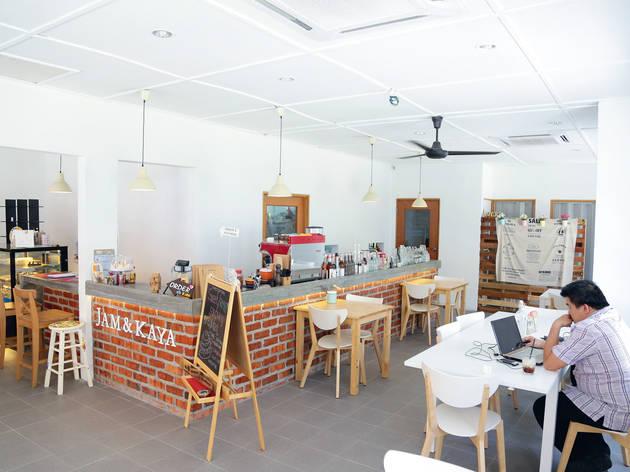Jam & Kaya Café