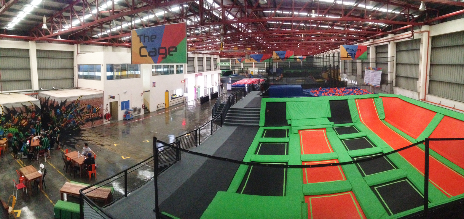 Bounce at Jump Street Asia
