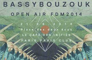 Open Air:  BASS y bouzouk