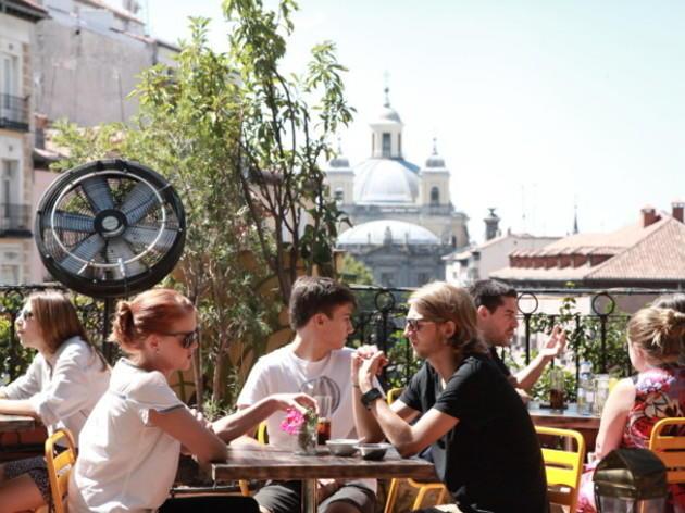 El fin de semana perfecto en madrid for Azoteas madrid