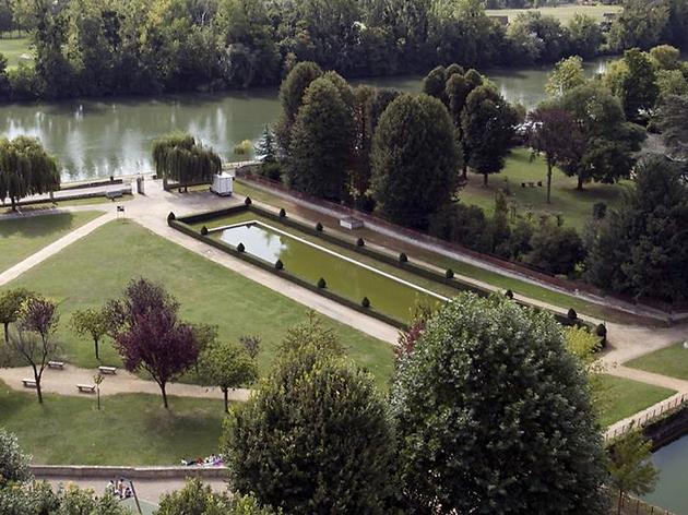 parc de carri res sur seine attractions in paris et sa banlieue carri res sur seine. Black Bedroom Furniture Sets. Home Design Ideas