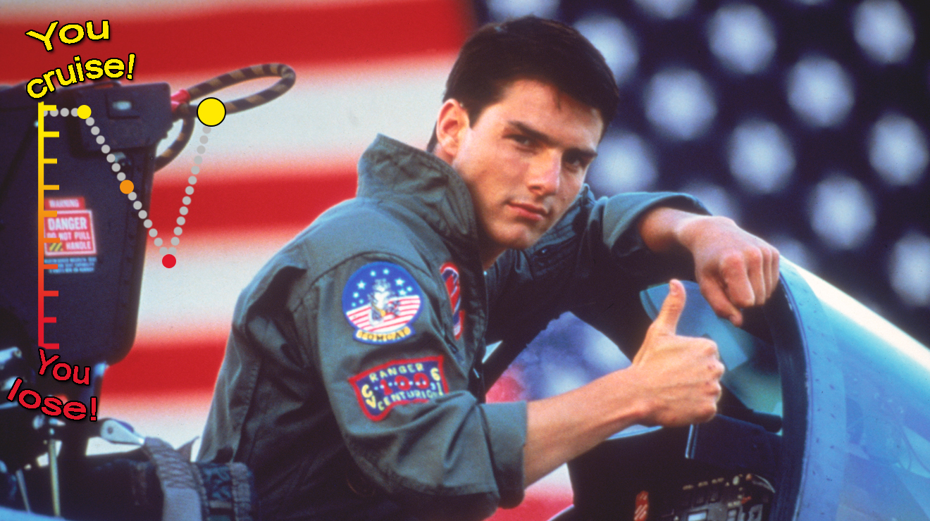 The highs and lows of Tom Cruise
