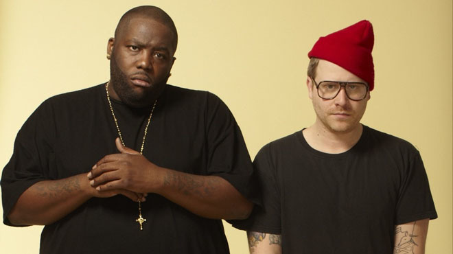 Run the Jewels + Ratking at Double Door; Aug 2