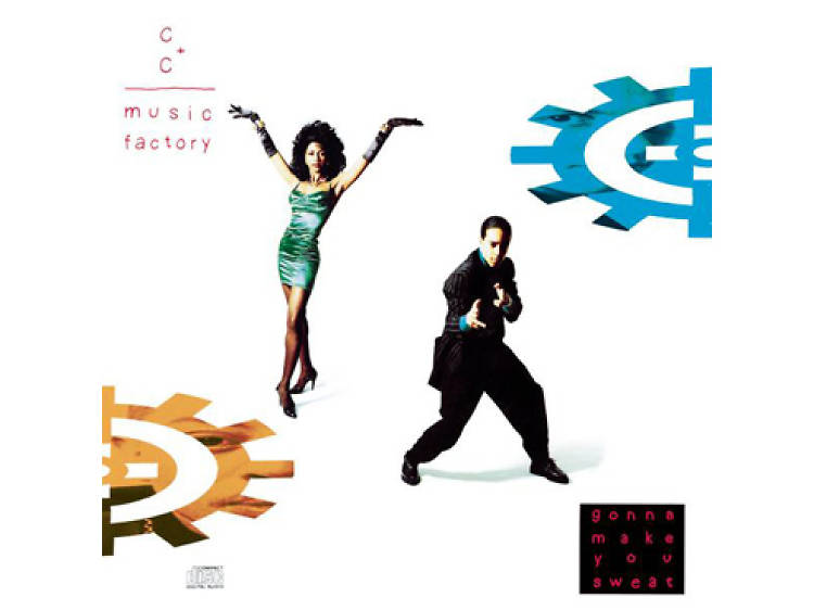 """""""Gonna Make You Sweat (Everybody Dance Now)"""" by C+C Music Factory"""