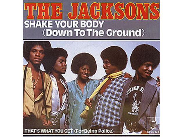 """Shake Your Body (Down to the Ground)"" by Michael Jackson"