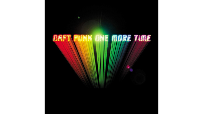"""One More Time/Aerodynamic"" by Daft Punk"